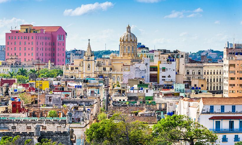 La Habana, 500 años de sabor colonial y encanto mestizo