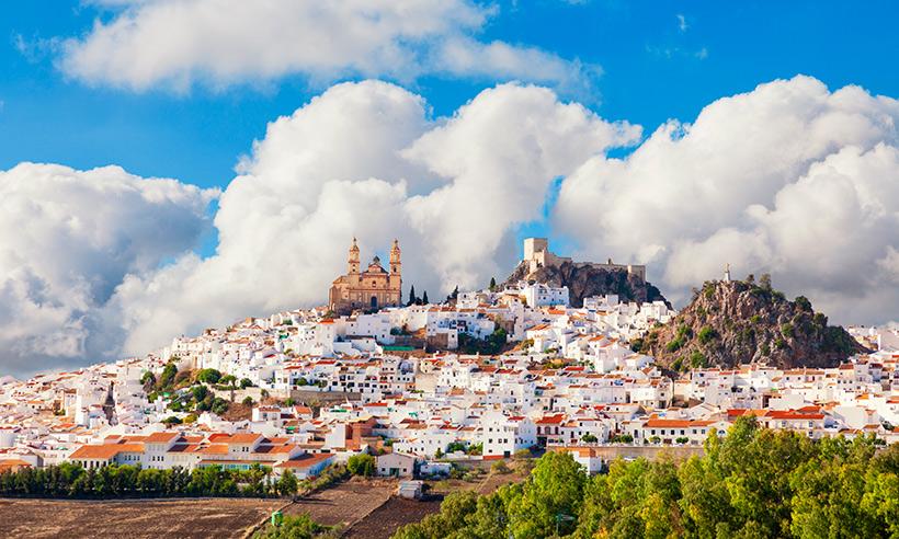 Cádiz y sus pueblos, el destino elegido por The New York Times para 2019