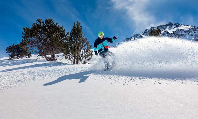 Aprender a esquiar y 16 cosas más que puedes probar en Andorra