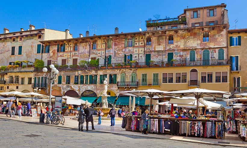 Verona, lo que debes visitar en la ciudad más romántica de Italia