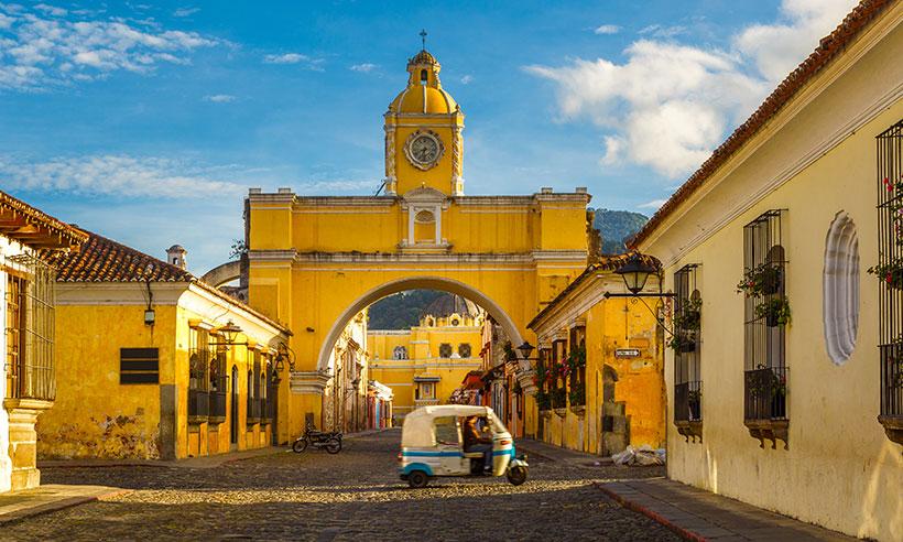 Antigua, la ciudad colonial que nadie quiere perderse en Guatemala