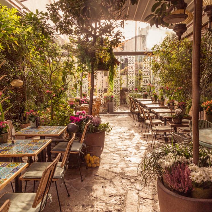De ca as o c cteles en una terraza de madrid tambi n en - Madrid sitios con encanto ...