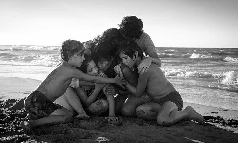 La playa mexicana de Alfonso Cuarón y otros escenarios de 'Roma'