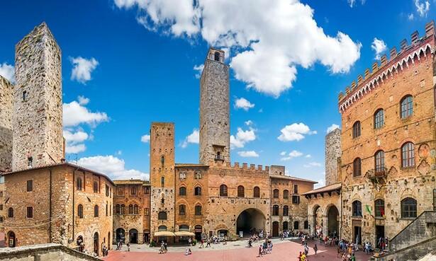 San Gimignano, el pueblo que inspira un viaje a la Toscana