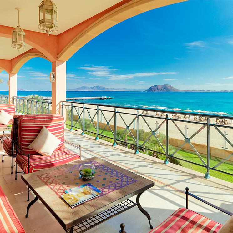 Entre playas y jardines tropicales, así se vive Semana Santa en Fuerteventura