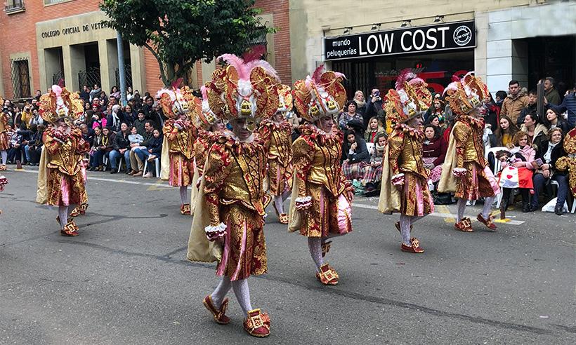El carnaval de Badajoz es que ni te lo imaginas