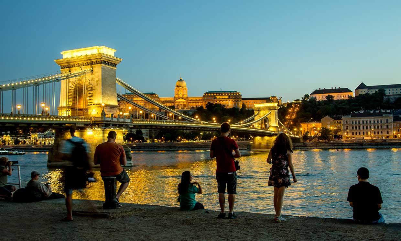 48 horas en Budapest, el destino de moda este año