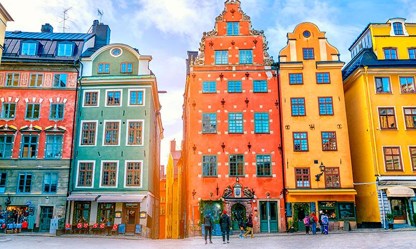 Estocolmo en clave low-cost