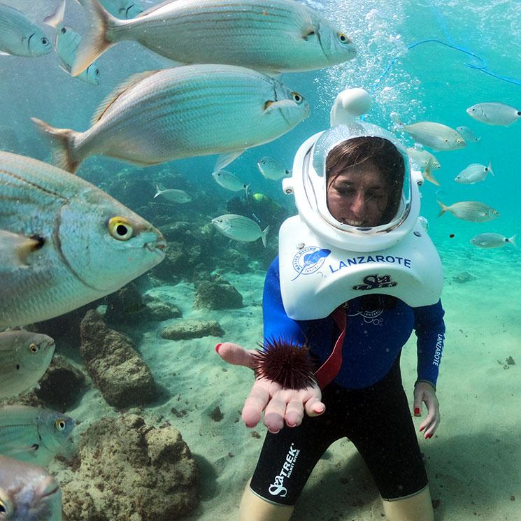 Sea Trek, una experiencia bajo el mar que tienes que probar en las Islas Canarias