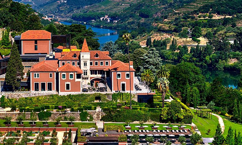 Hoteles que bien merecen una escapada a Portugal