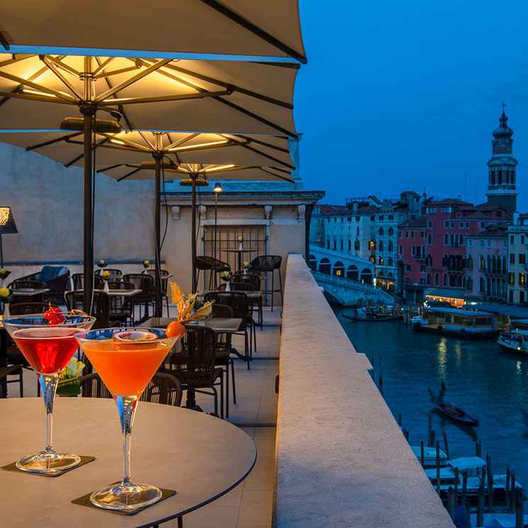 Venecia fuera de ruta, para salirse de la norma