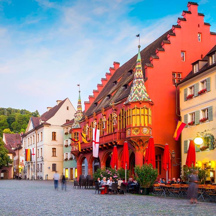 48 horas en Friburgo, la ciudad medieval y la de la bicicleta