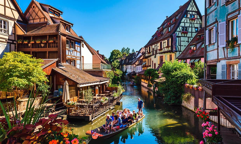 Los pueblos más bonitos de Alsacia, para enlazar en una ruta