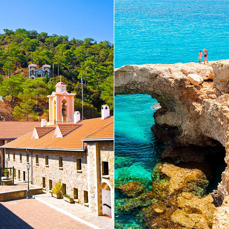 Chipre, la isla mediterránea más exótica también es pura naturaleza