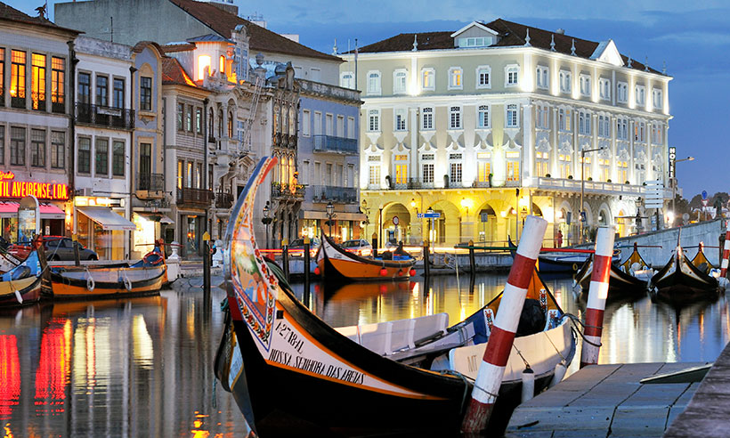 Aveiro, la Venecia portuguesa y otras sorpresas en la ría