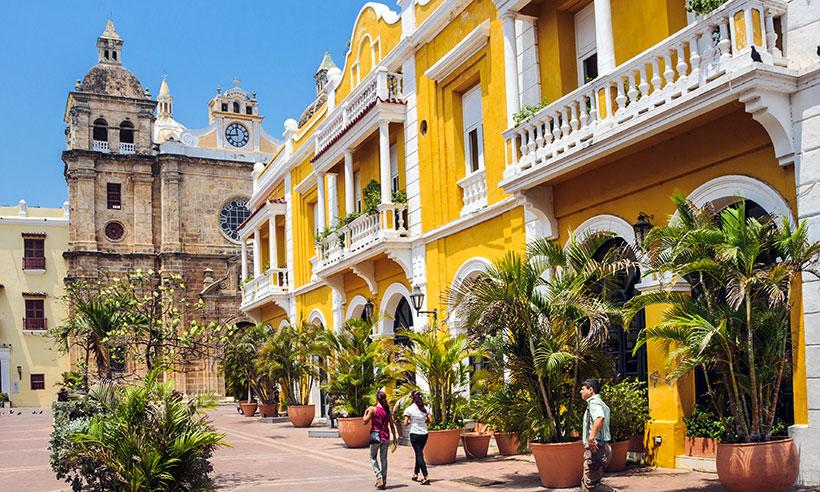 Cartagena de Indias, la ciudad colonial más bonita de América