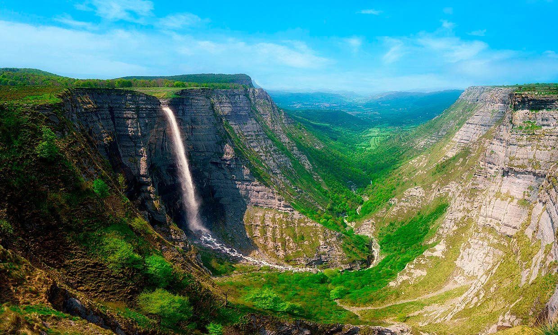 Diez cascadas espectaculares que te van a sorprender