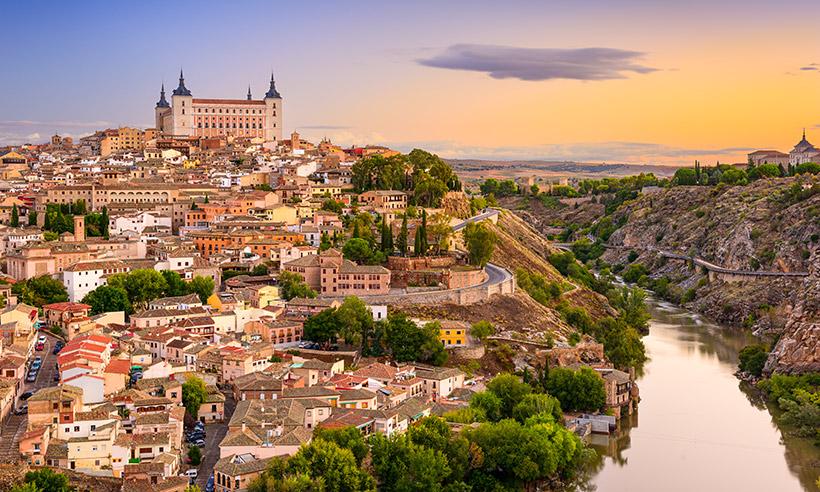 Toledo fuera de las rutas habituales