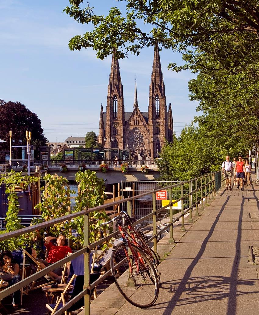 Estrasburgo-bicis