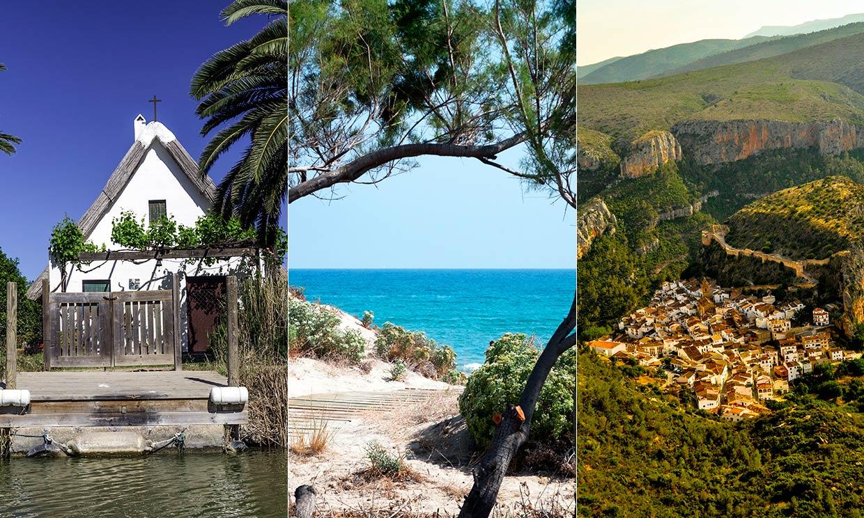 Excursiones imprescindibles de primavera a 1 hora de Valencia