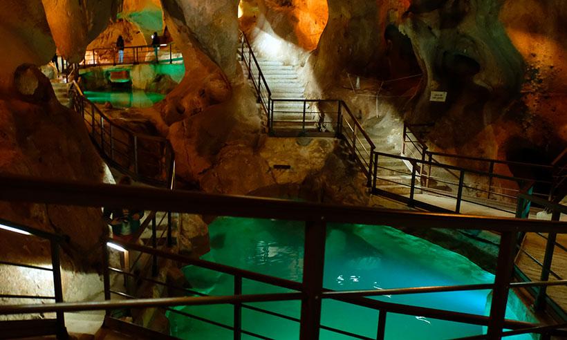 La única cueva submarina de Europa está en Málaga y es visitable