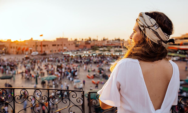 Fotos imprescindibles que tienes que hacerte en la seductora Marrakech