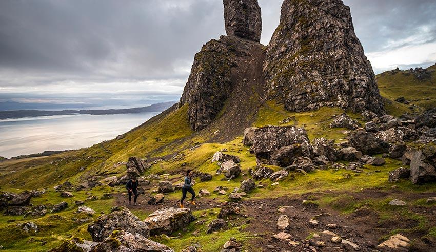 Skye, el encanto de una isla mágica