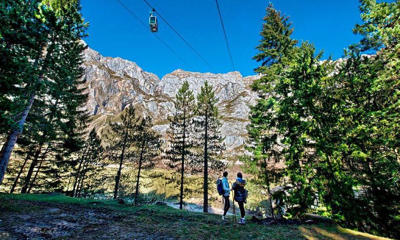 El mejor paseo de Picos de Europa, para este verano en Cantabria