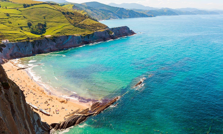 Villas marineras, playas, flysch... y otros top de Gipuzkoa