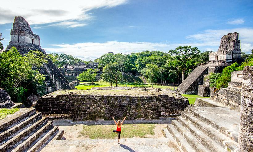 Descubrimos Tikal, la maravilla de los mayas en Guatemala