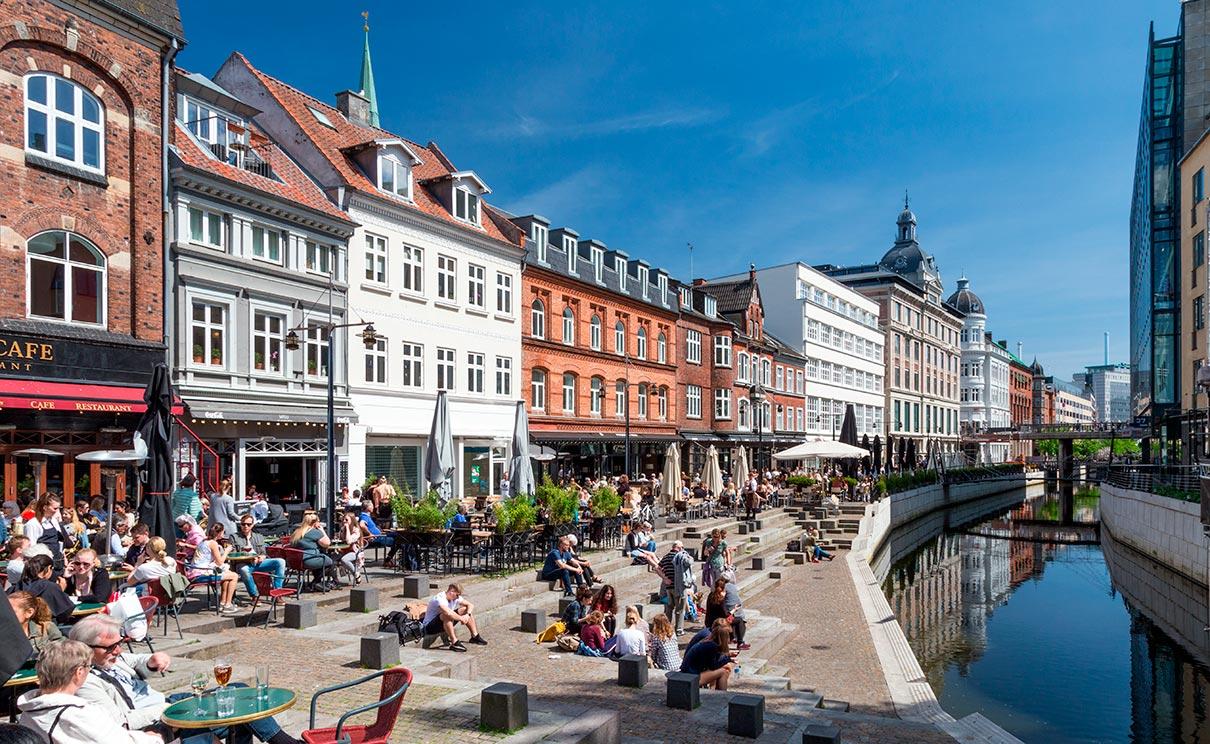 Si conoces estos lugares puedes decir que eres un experto en Dinamarca