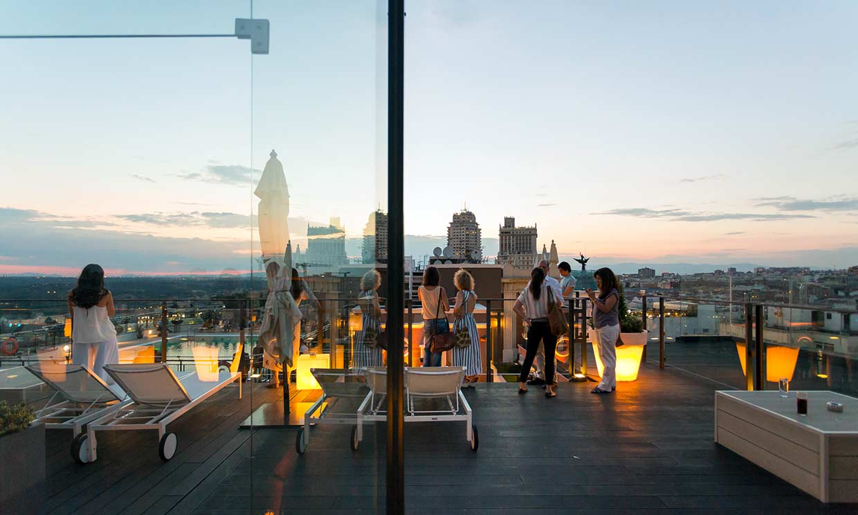Las Terrazas De Moda De Madrid En Las Que Dejarte Ver Este