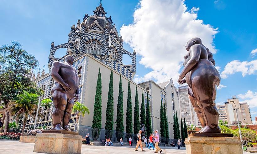 Pistas para descubrir Medellín, la ciudad de la eterna primavera