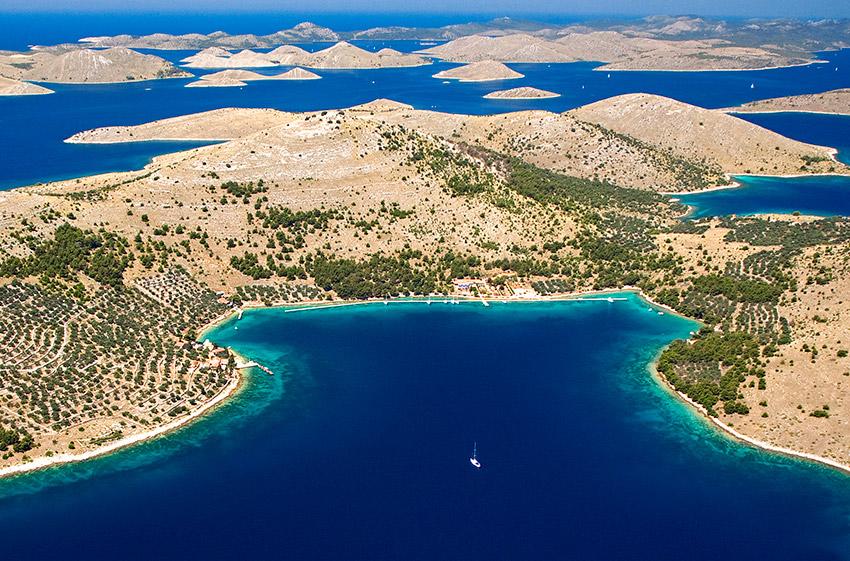 Islas Kornati, todo un descubrimiento en Croacia