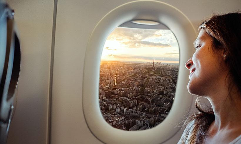 Ocho consejos para que volar sea una experiencia más agradable
