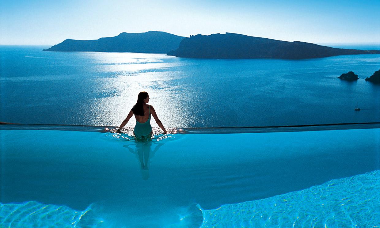 Infinitas, en el desierto, con vistas al océano… así son las piscinas más espectaculares del mundo