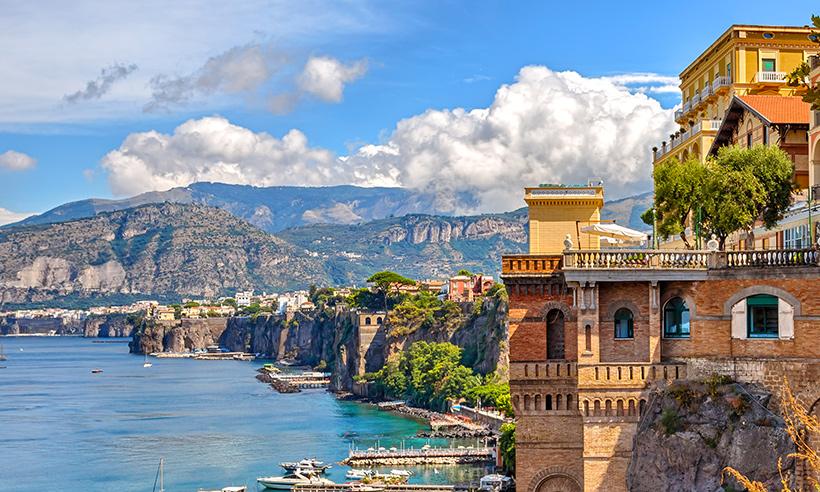 Sorrento, más allá de la costa Amalfitana