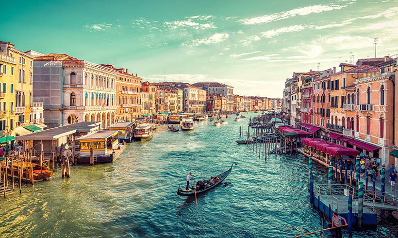Venecia en clave «low cost»