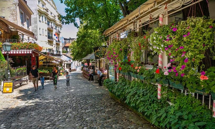 Belgrado en 48 horas, la ciudad insospechada