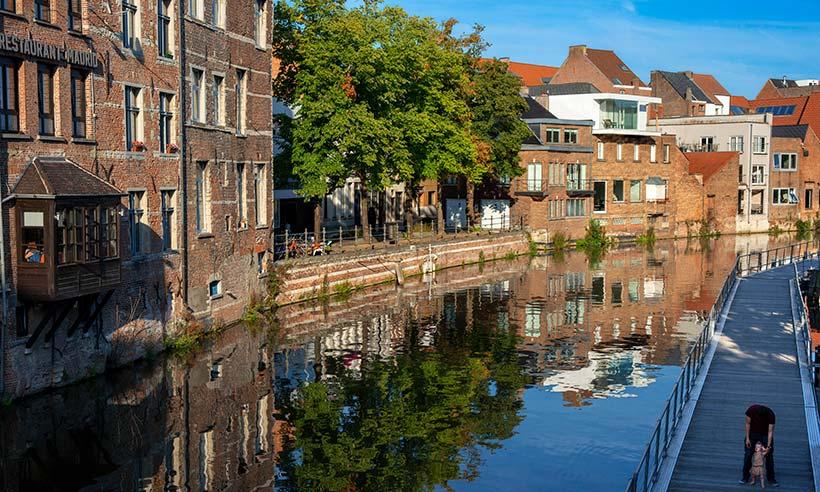 La bella Malinas, una ciudad que es todo un descubrimiento en Bélgica