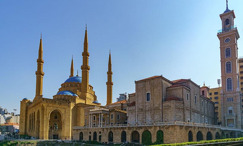 Beirut, fusión de Oriente y Occidente, ¡está de moda!
