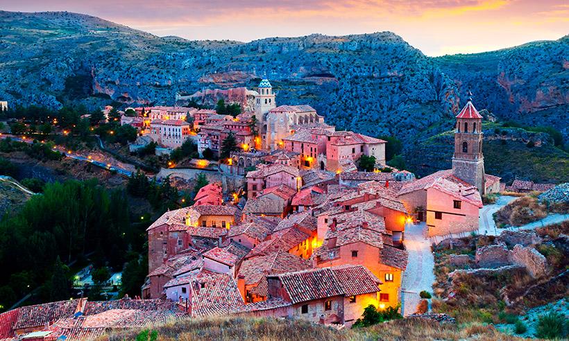 Albarracín, un día para callejear y otro para bañarse (si se tercia)