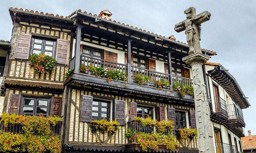 La Alberca, el pueblo más auténtico de la Sierra de Francia