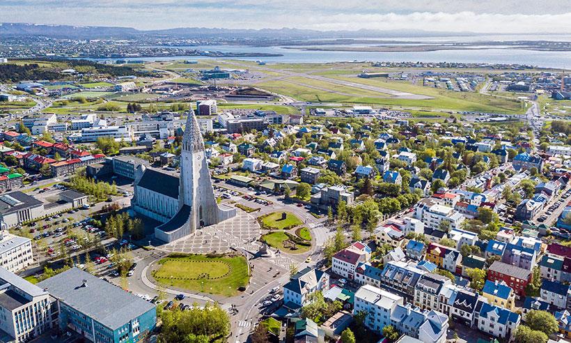 48 horas en Reikiavik, la capital más septentrional del mundo