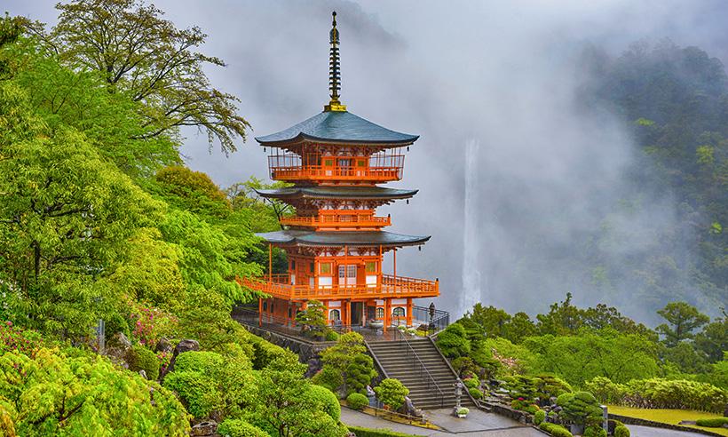 Kumano Kodo, el otro Camino (a la japonesa)