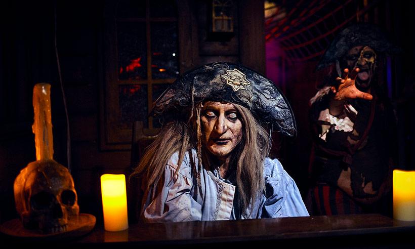 Amantes de Halloween, ¿os atrevéis con un pasaje del terror de 1 kilómetro?