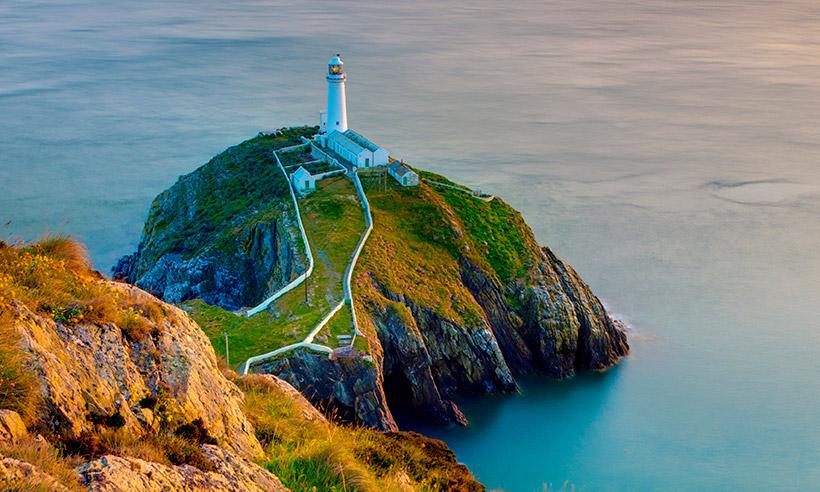 El sendero costero que da toda la vuelta a Gales