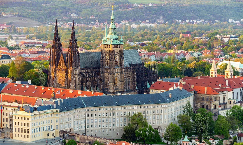 Ruta por los castillos más bellos de la República Checa