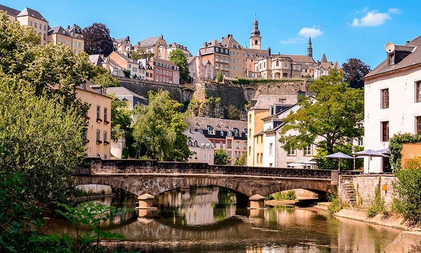 Luxemburgo, el balcón más hermoso de Europa