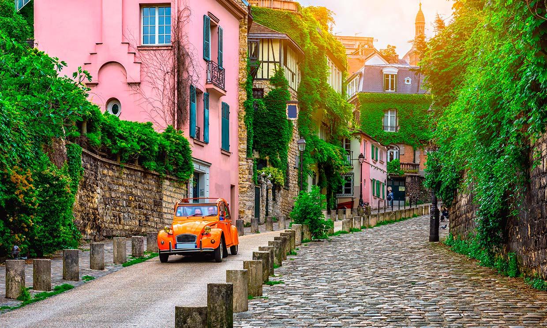 ¿Qué barrios tienes que visitar en París?